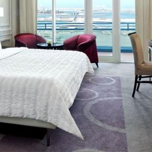 Club Sea View - Le Meridien Mina seyahi - Luxury dubai Honeymoon Packages