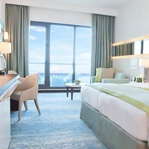 Club Sea View Room 2 - JA Ocean View Hotel - Luxury Dubai honeymoon packages
