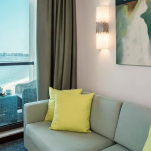 Club Sea View Room 3 - JA Ocean View Hotel - Luxury Dubai honeymoon packages