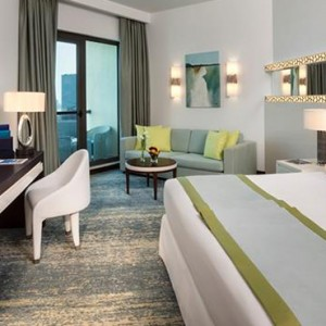 Club Sea View Room - JA Ocean View Hotel - Luxury Dubai hooneymoon packages