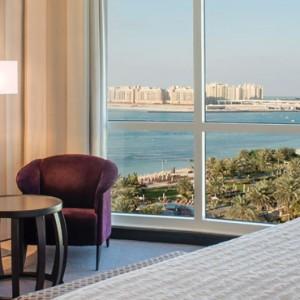 Club Superior Room - Le Meridien Mina seyahi - Luxury dubai Honeymoon Packages