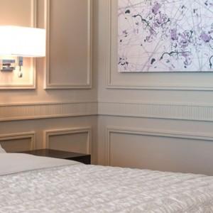 Deluxe Sea View Room 2 - Le Meridien Mina seyahi - Luxury dubai Honeymoon Packages