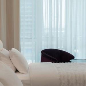 Deluxe Sea View Room 3 - Le Meridien Mina seyahi - Luxury dubai Honeymoon Packages