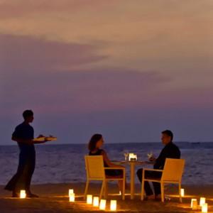 Destination Dining - Sun Aqua Pasikudah - Luxury Sri Lanka Honeymoon Packages
