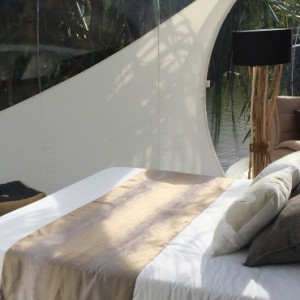 Double Bedroom Suite 3 - Bubble Lodge Mauritius - Luxury Mauritius Honeymoon Packages