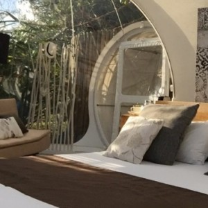 Double Bedroom Suite 7 - Bubble Lodge Mauritius - Luxury Mauritius Honeymoon Packages