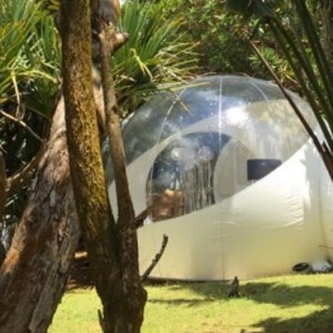 Double Bedroom Suite 8 - Bubble Lodge Mauritius - Luxury Mauritius Honeymoon Packages