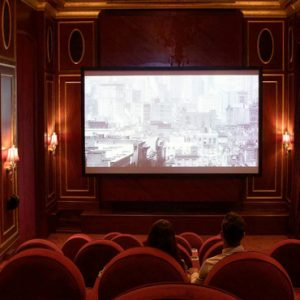 Dubai Honeymoon Packages Jumeirah Zabeel Saray Air Conditioned Cinema