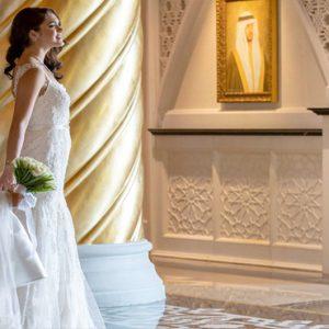 Dubai Honeymoon Packages Jumeirah Zabeel Saray Bride