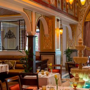 Dubai Honeymoon Packages Jumeirah Zabeel Saray Delightfully Turkish