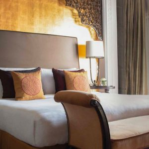 Dubai Honeymoon Packages Jumeirah Zabeel Saray Imperial One Bedroom Suite Bedroom