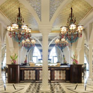 Dubai Honeymoon Packages Jumeirah Zabeel Saray Interior 3