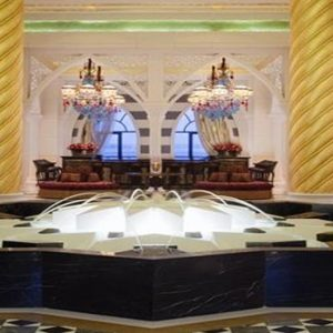 Dubai Honeymoon Packages Jumeirah Zabeel Saray Iobby 2