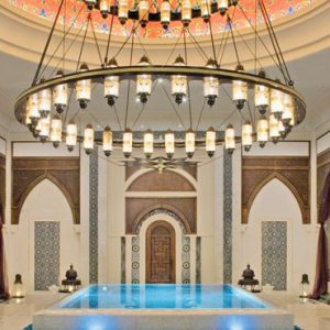 Dubai Honeymoon Packages Jumeirah Zabeel Saray Spa Pool