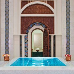 Dubai Honeymoon Packages Jumeirah Zabeel Saray Spa Pool1