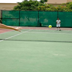 Dubai Honeymoon Packages Jumeirah Zabeel Saray Tennis