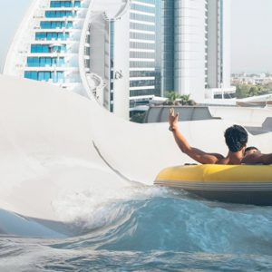Dubai Honeymoon Packages Jumeirah Zabeel Saray Wild Wadi Waterpark