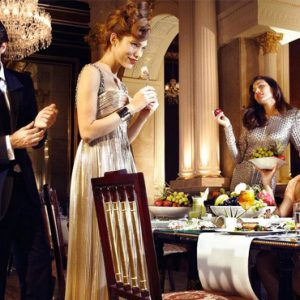 Dubai Honeymoon Packages Jumeirah Zabeel Saray Dining