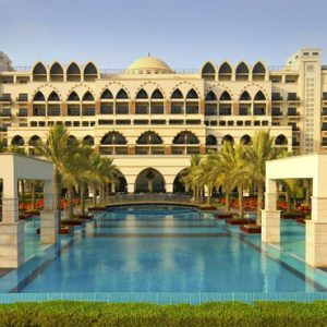 Dubai Honeymoon Packages Jumeirah Zabeel Saray Exterior