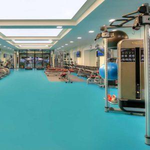 Dubai Honeymoon Packages Jumeirah Zabeel Saray Gym