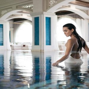 Dubai Honeymoon Packages Jumeirah Zabeel Saray Pool