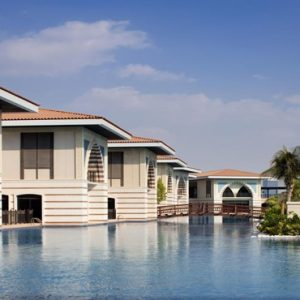 Dubai Honeymoon Packages Jumeirah Zabeel Saray Pool 2