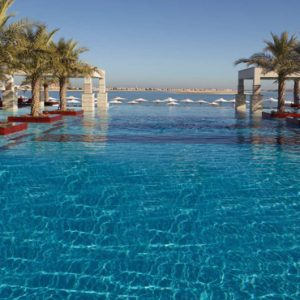 Dubai Honeymoon Packages Jumeirah Zabeel Saray Pool1