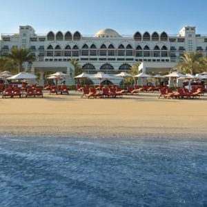 Dubai Honeymoon Packages Jumeirah Zabeel Saray Private Beach