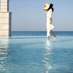 Dubai Honeymoon Packages Jumeirah Zabeel Saray Saray Pool