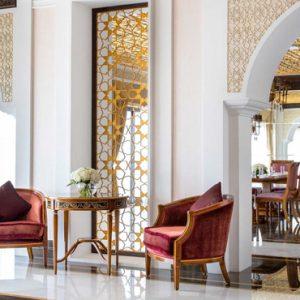 Dubai Honeymoon Packages Jumeirah Zabeel Saray Suite For Couples