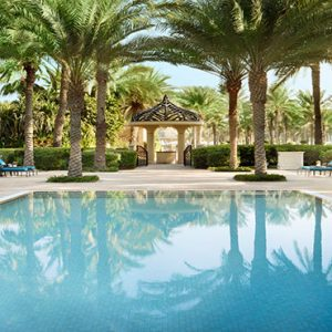 Dubai Honeymoon Packages One&Only Royal Mirage Adult Quiet Pool