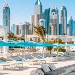 Dubai Honeymoon Packages One&Only Royal Mirage Drift Beach Dubai (Beach Club)1