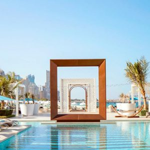 Dubai Honeymoon Packages One&Only Royal Mirage Drift Beach Dubai (Beach Club)2