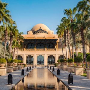 Dubai Honeymoon Packages One&Only Royal Mirage Hotel Exterior