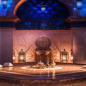 Dubai Honeymoon Packages One&Only Royal Mirage Spa Hammam