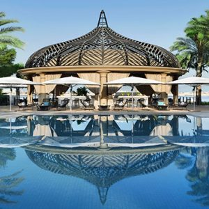 Dubai Honeymoon Packages One&Only Royal Mirage The Palace Pool