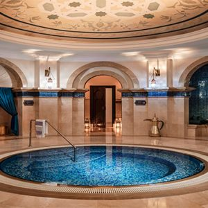 Dubai Honeymoon Packages One&Only Royal Mirage Wellness Pool
