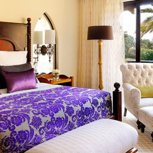 Executive Suite Residence 4 - One and Only Royal Mirage - Luxury Dubai Honeymoon Packages