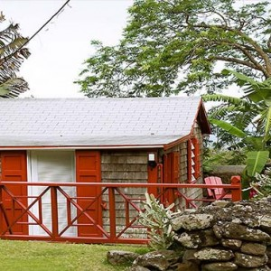 Golden Rock Inn - Luxury Nevis Honeymoon Packages - Dar exterior