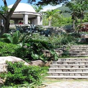 Golden Rock Inn - Luxury Nevis Honeymoon Packages - Exterior