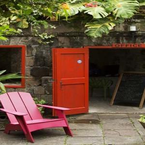 Golden Rock Inn - Luxury Nevis Honeymoon Packages - Reception