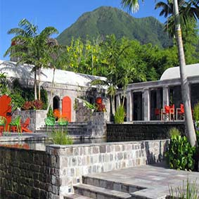 Golden Rock Inn - Luxury Nevis Honeymoon Packages - Thumbnail