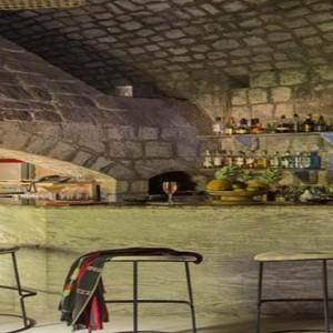 Golden Rock Inn - Luxury Nevis Honeymoon Packages - bar