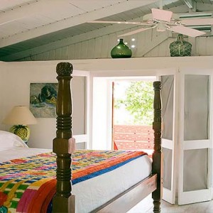 Golden Rock Inn - Luxury Nevis Honeymoon Packages - paradise interior