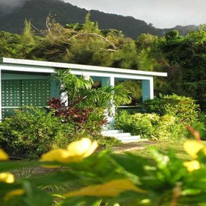 Golden Rock Inn - Luxury Nevis Honeymoon Packages - room exterior