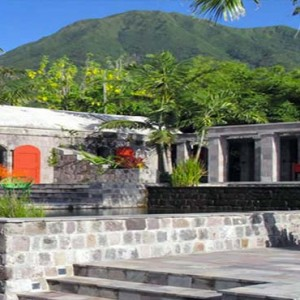 Golden Rock Inn - Luxury Nevis Honeymoon Packages - swimming pool