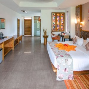 Honeymoon Suite 3 - le duc de praslin - luxury seychelles honeymoon packages