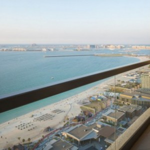 Imperial Suite - sofitel dubai jumeirah beach - luxury dubai honeymoon packages