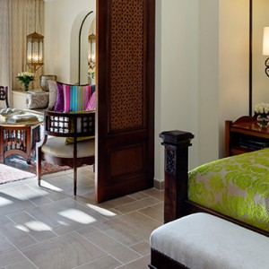 Junior Suite 2 - One and Only Royal Mirage - Luxury Dubai Honeymoon Packages