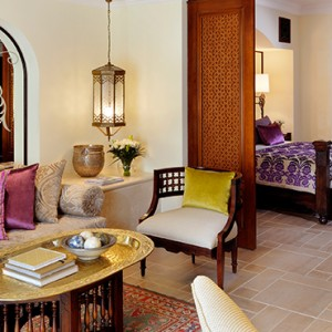 Junior Suite - One and Only Royal Mirage - Luxury Dubai Honeymoon Packages